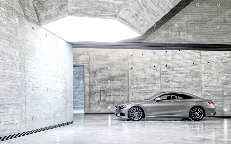 Mercedes Benz S-Class Coupe 2014 picture 11