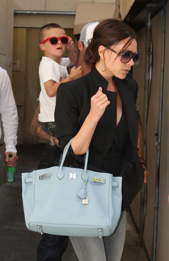 Victoria Beckham Hermes Birking Bag