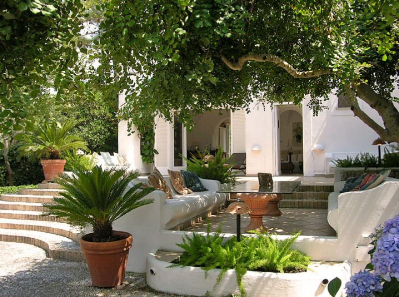 Luxury 3 bedroom vacation villa in capri italy blog for Capri villa
