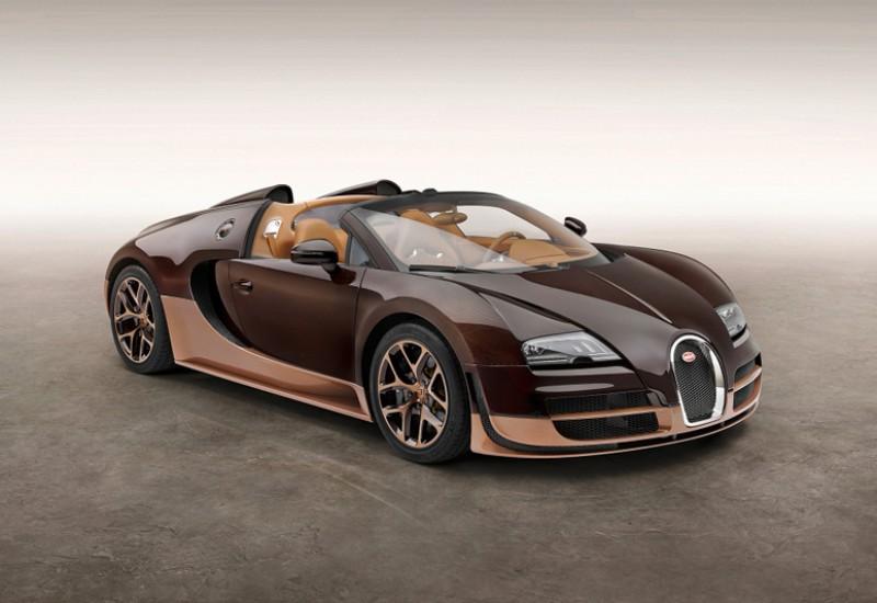 Bugatti Veyron Rembrandt Edition 01
