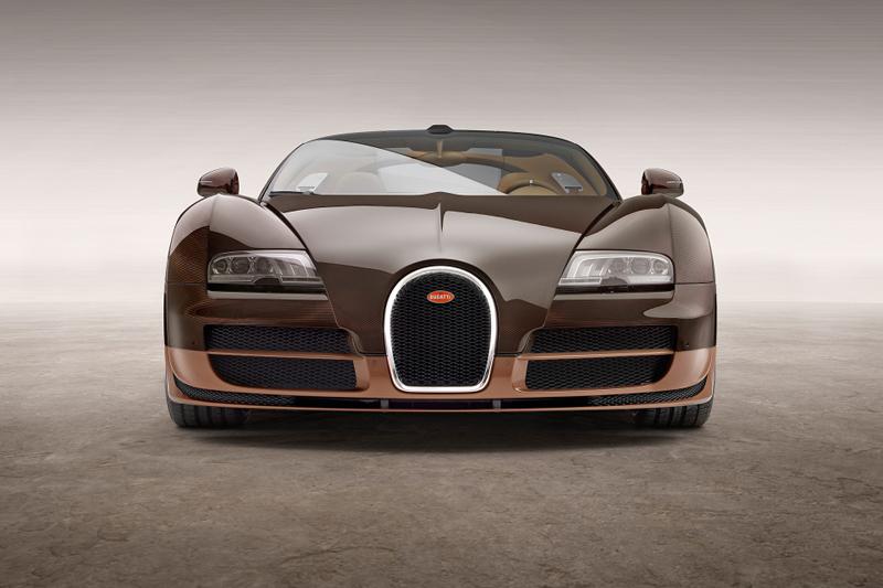 Bugatti Veyron Rembrandt Edition 02
