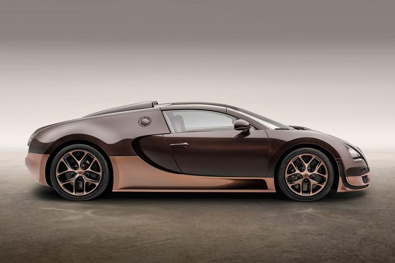 Bugatti Veyron Rembrandt Edition 03