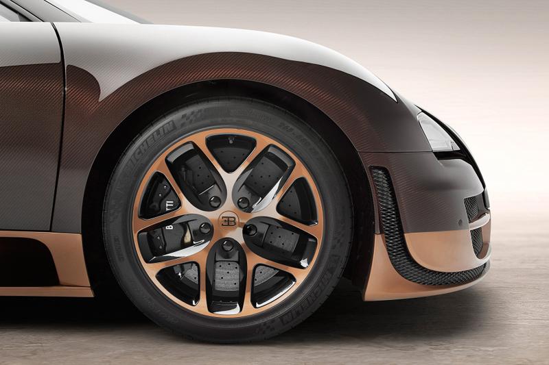 Bugatti Veyron Rembrandt Edition 11