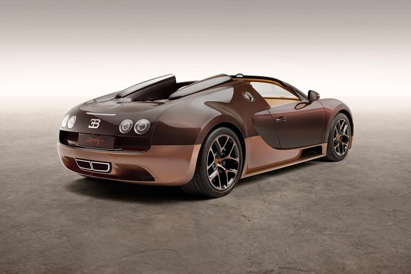 Bugatti Veyron Rembrandt Edition 13