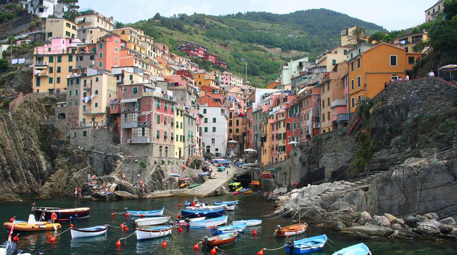 Discover Cinque Terre Italy 03