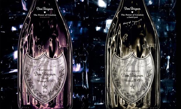 Dom-Perignon Champagne David Lynch Limited Edition 02
