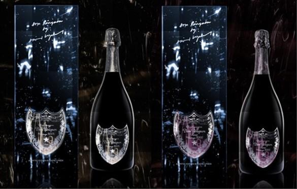 Dom-Perignon Champagne David Lynch Limited Edition