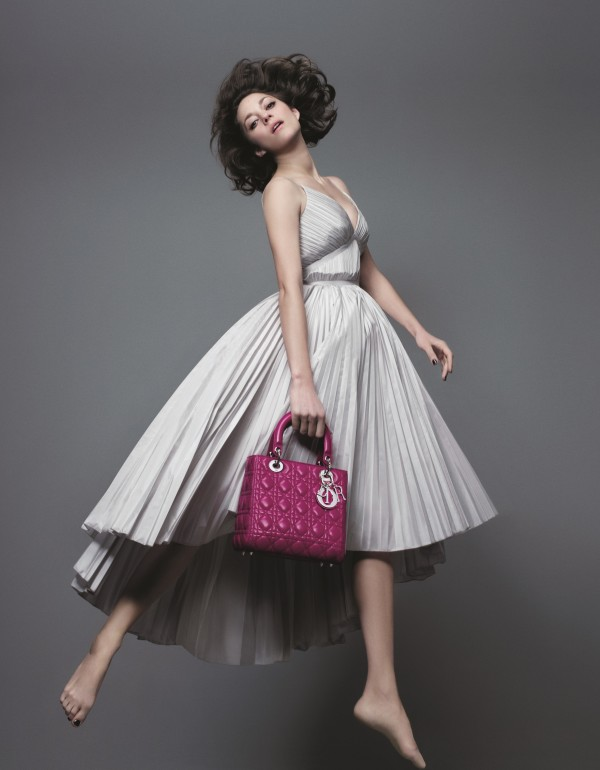 Marion Cotillard for Lady Dior campaign pic 01