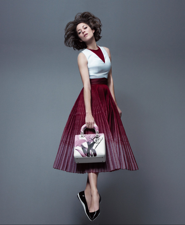 Marion Cotillard for Lady Dior campaign pic 02