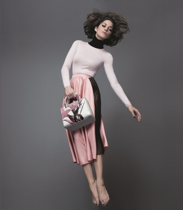 Marion Cotillard for Lady Dior campaign pic 03