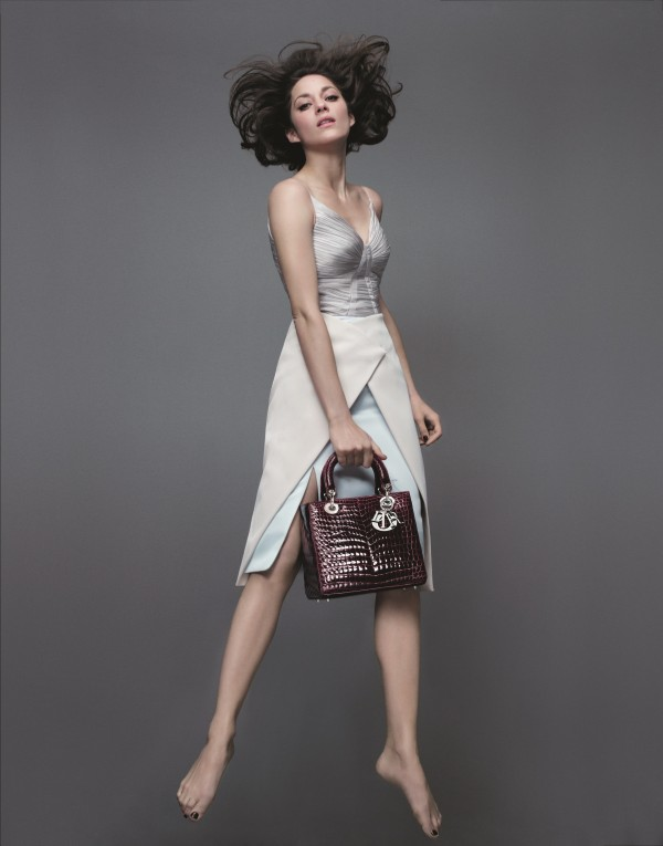Marion Cotillard for Lady Dior campaign pic 04