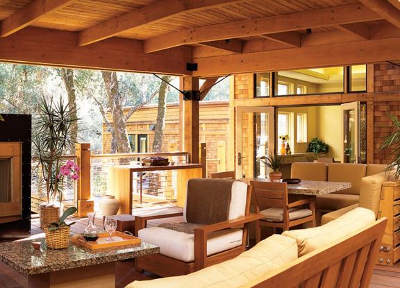 Calistoga Ranch Resort and Spa Napa Valley 08