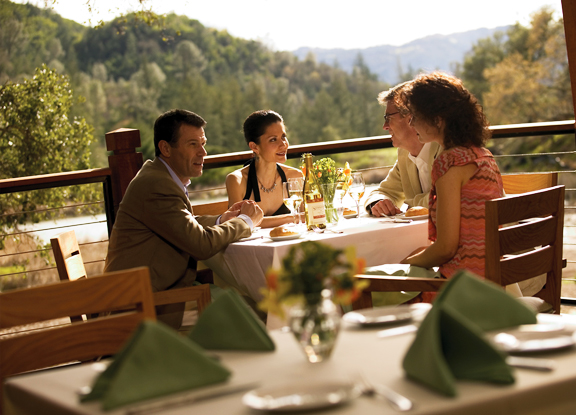 Calistoga Ranch Resort and Spa Napa Valley 16