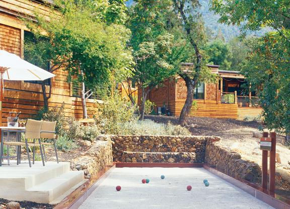 Calistoga Ranch Resort and Spa Napa Valley 22