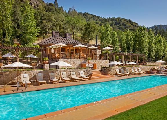 Calistoga Ranch Resort And Spa Napa Valley 23