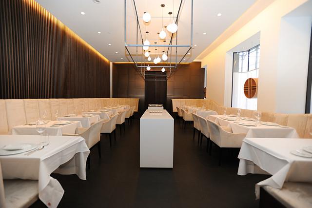 Jungsik restaurant NYC