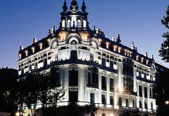 AC Palacio del Retiro Hotel Madrid