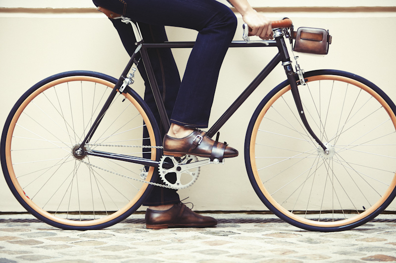 Cycles Victoire Bicycle for Berluti Paris 02
