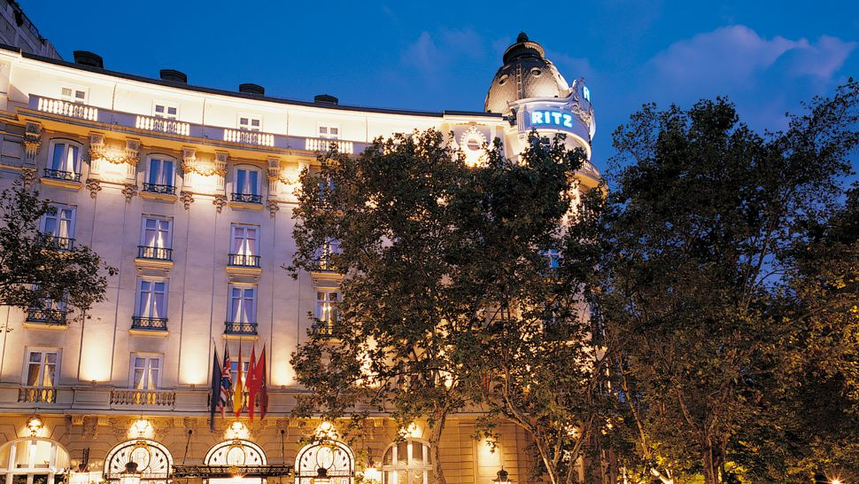 Top 10 Luxury Hotels In Madrid Spain Blog Purentonline