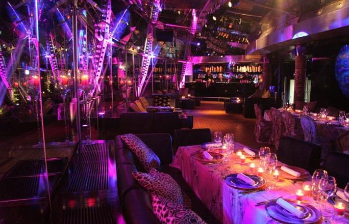 Just Cavalli Milano Restaurant and Club 09