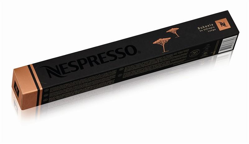 Nespresso Bukeela Ka Ethiopia Coffee Capsule 04