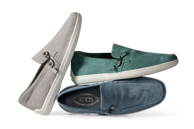 s Spring Summer Envelope Boat shoes by Nendo