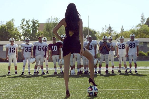 Adriana Lima Kia Motors Commercials for 2014 FIFA World Cup in Brazil