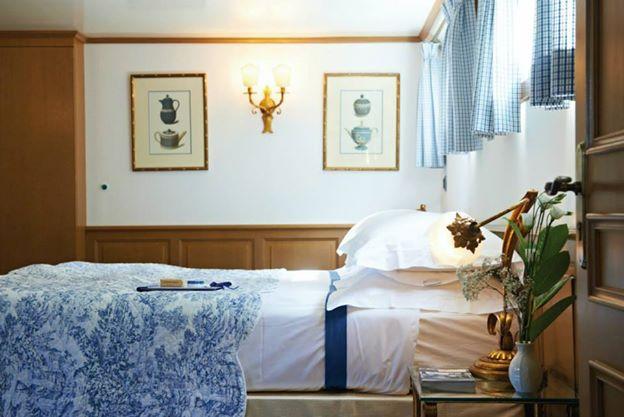Belmond Afloat in France Luxury Barge Hotel 01