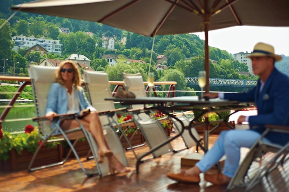 Belmond Afloat in France Luxury Barge Hotel 02
