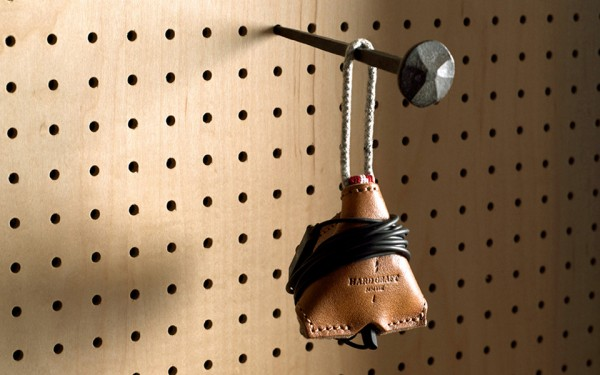 Hard Graft Beoplay leather goods for Bang & Olufsen hardware 02