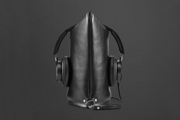 Hard Graft Beoplay leather goods for Bang & Olufsen hardware 03
