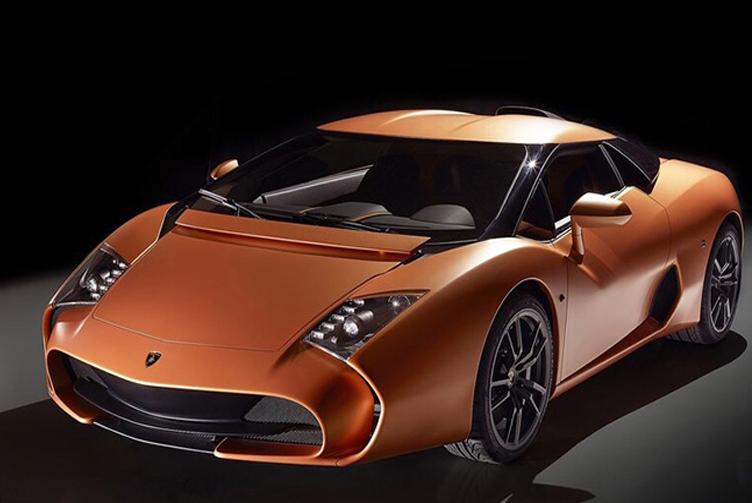 Lamborghini 5-95 Zagato Concept 01