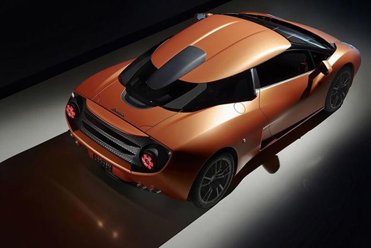 Lamborghini 5-95 Zagato Concept 02