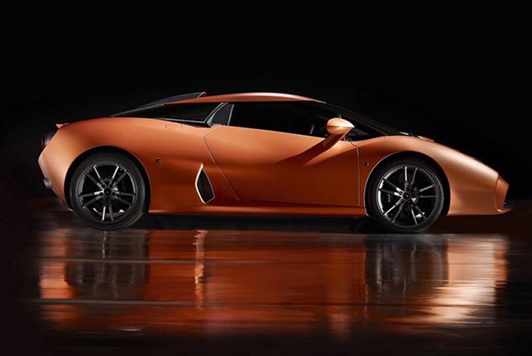 Lamborghini 5-95 Zagato Concept 03