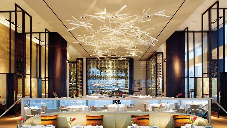 Asiate Restaurant Mandarin Oriental Hotel New York 01