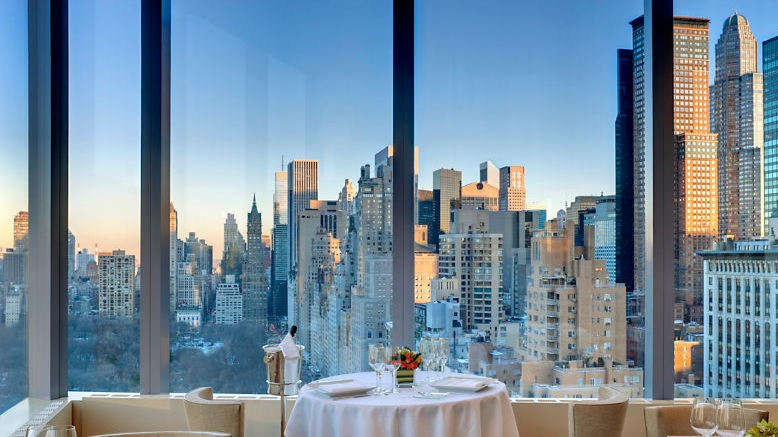 Asiate Restaurant Mandarin Oriental Hotel New York 04