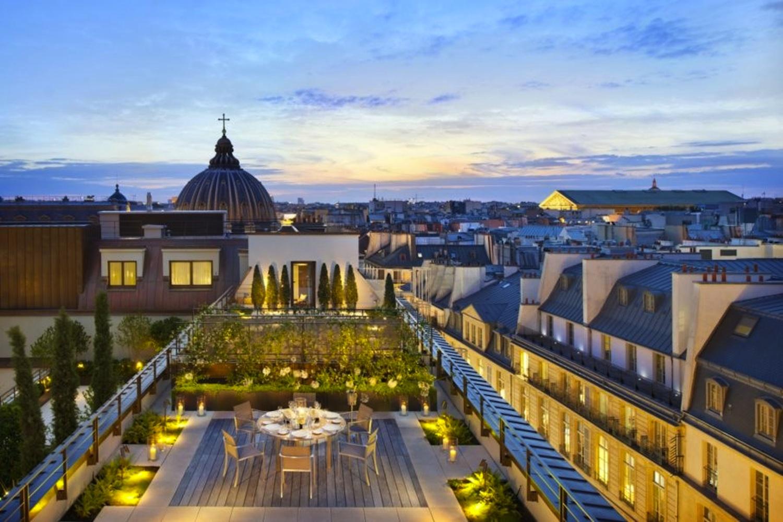 Mandarin Oriental Paris Terrace - Page 3