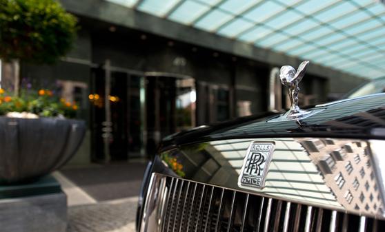 Regent Berlin Hotel Rolls Royce 01