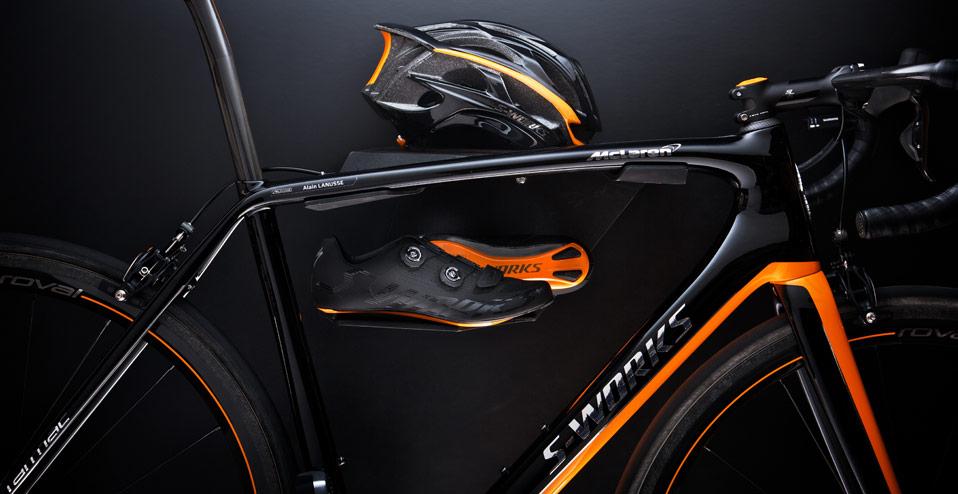 S-Works McLaren Tarmac Bicycle 01