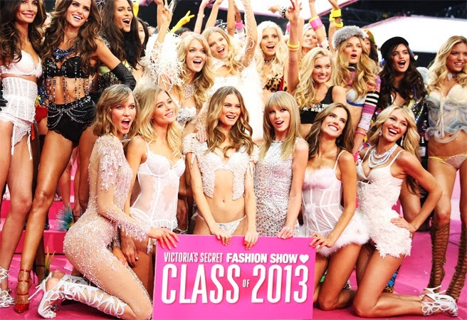 Victoria Secret Fashion Show Class of 2013