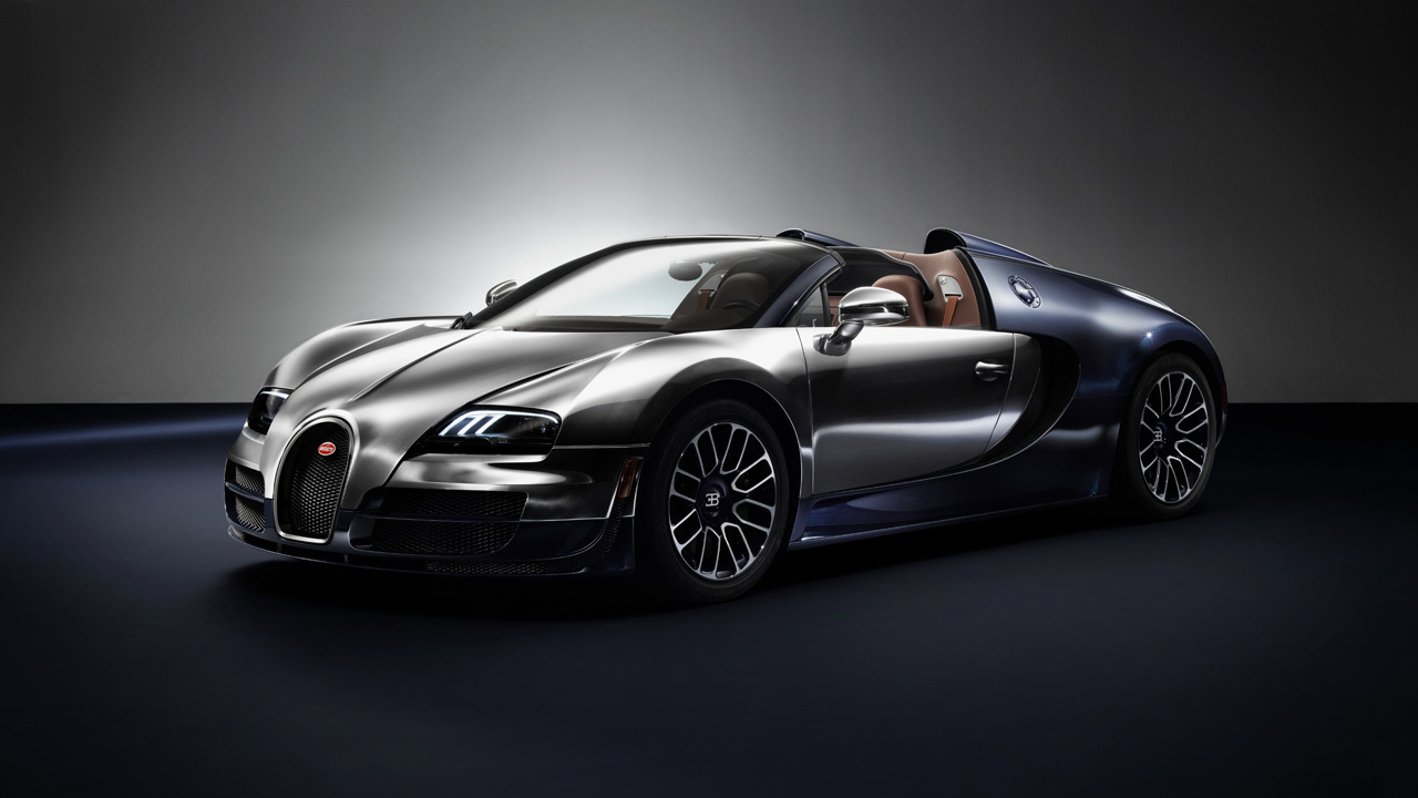 Bugatti Veyron Ettore Bugatti Legend Edition Photo 01
