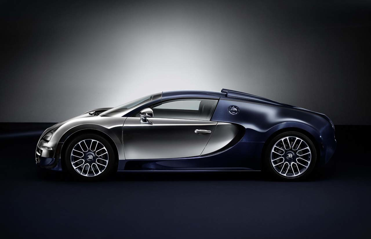 Bugatti Veyron Ettore Bugatti Legend Edition Photo 02