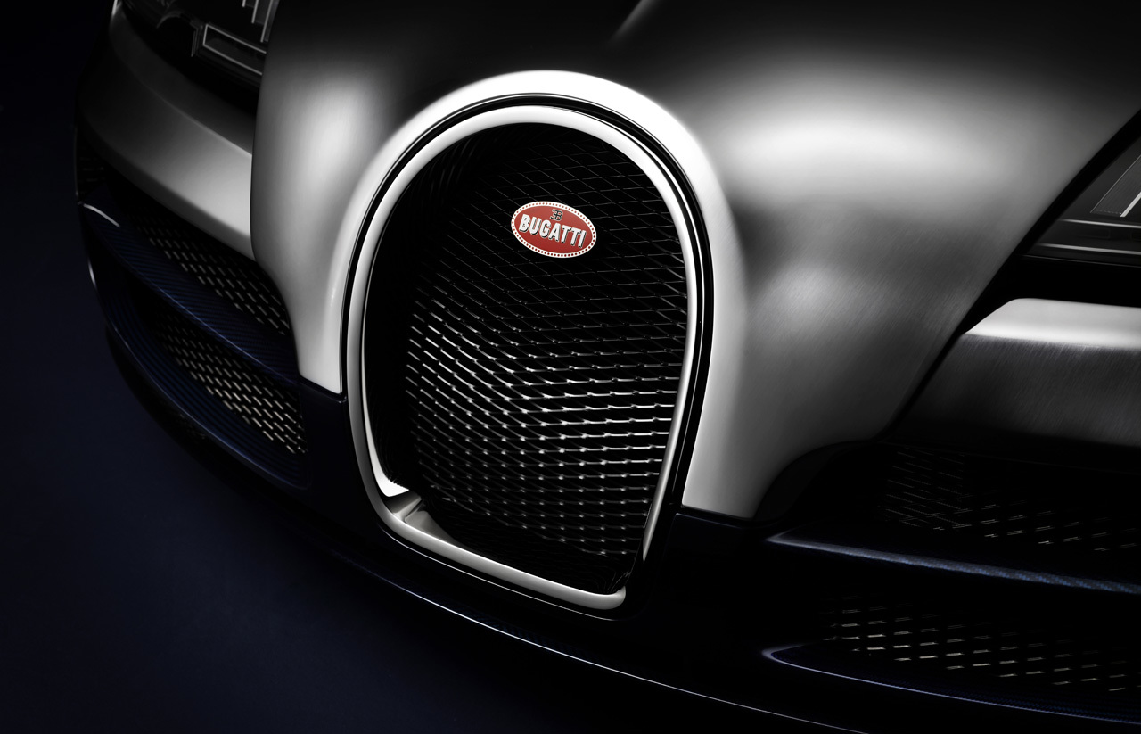 Bugatti Veyron Ettore Bugatti Legend Edition Photo 04