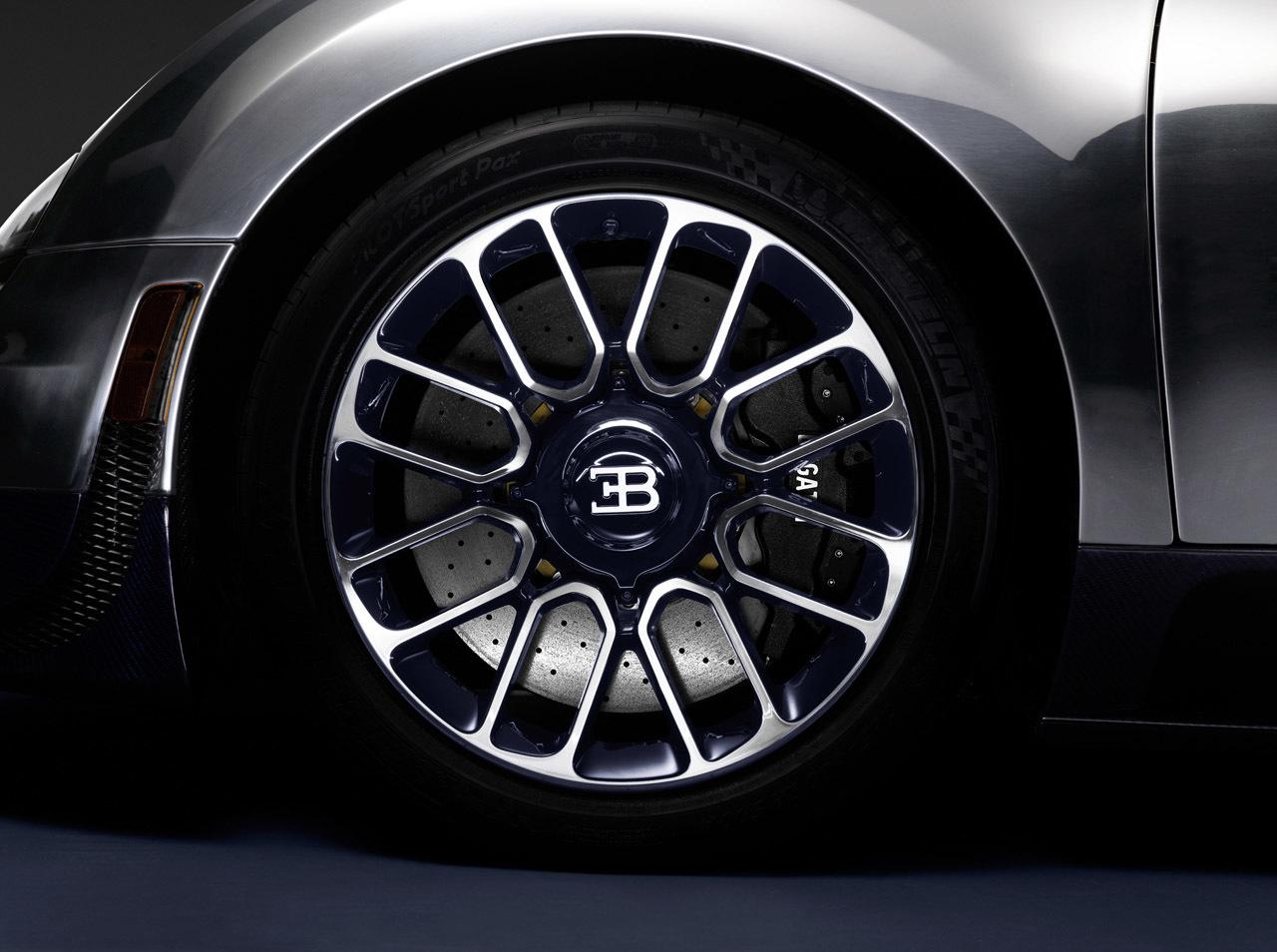 Bugatti Veyron Ettore Bugatti Legend Edition Photo 05