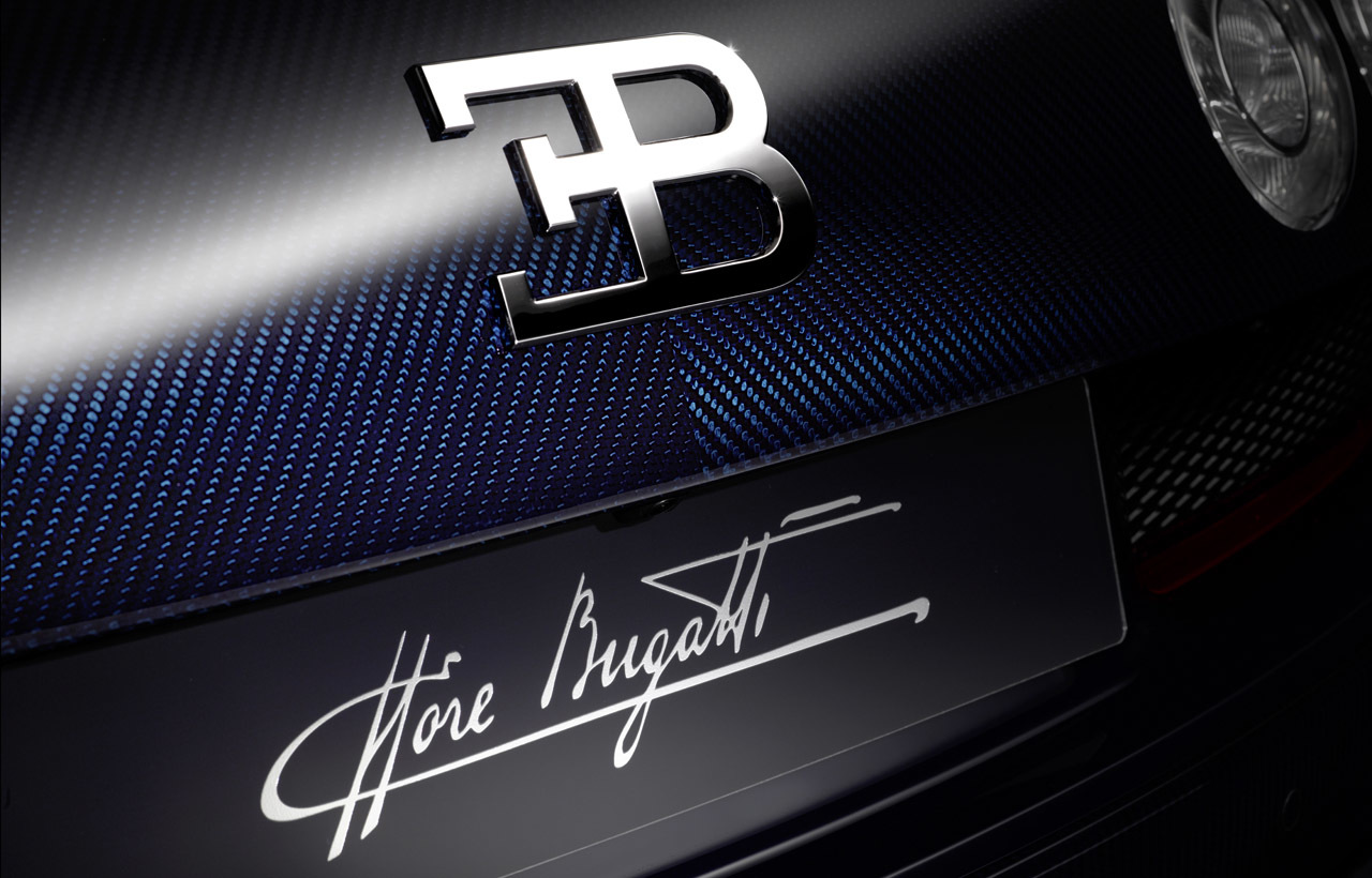 Bugatti Veyron Ettore Bugatti Legend Edition Photo 06