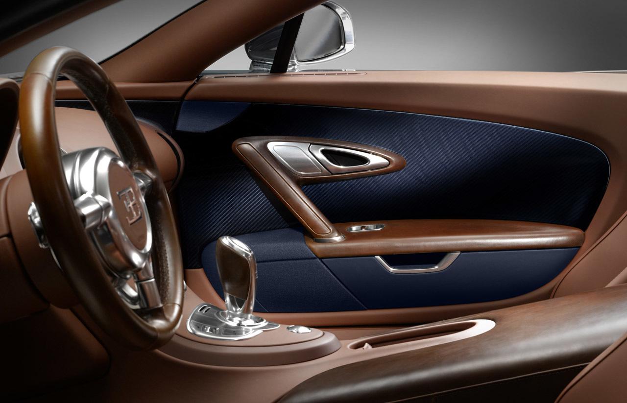 Bugatti Veyron Ettore Bugatti Legend Edition Photo 09