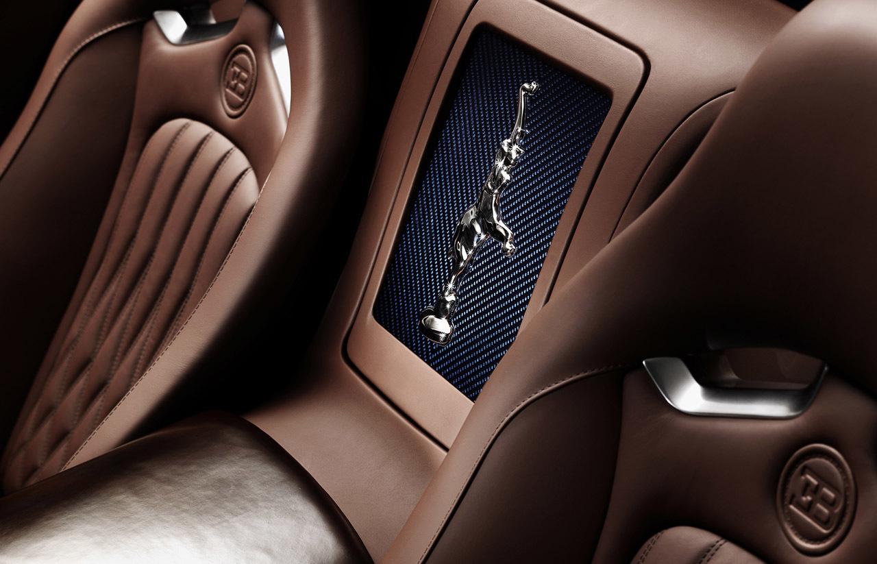 Bugatti Veyron Ettore Bugatti Legend Edition Photo 10