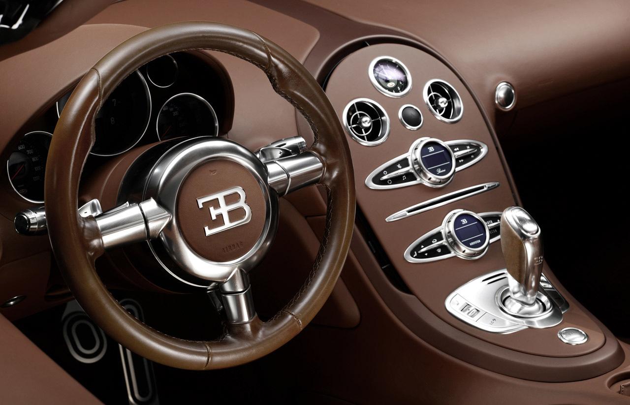 Bugatti Veyron Ettore Bugatti Legend Edition Photo 11