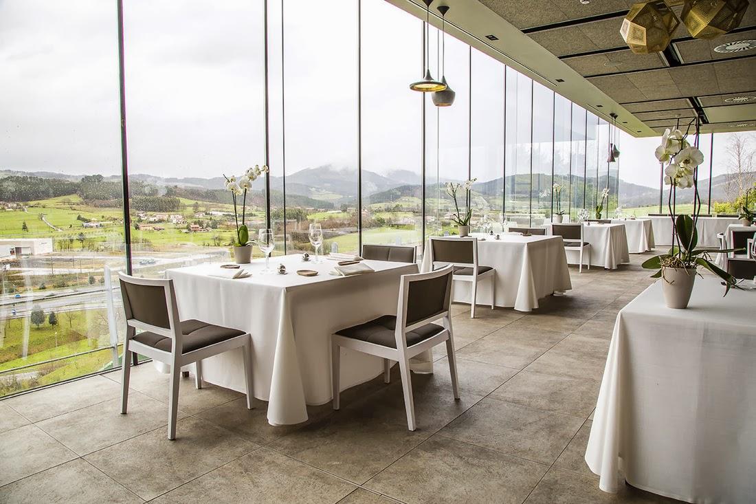 Azurmendi Restaurant San Sebastian