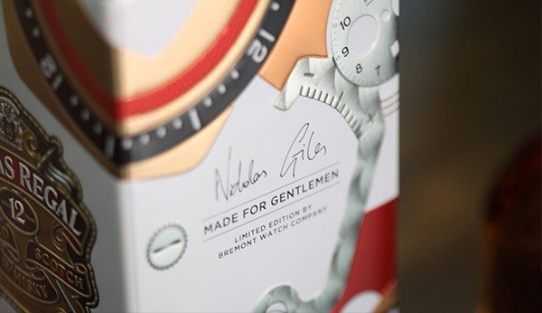 Chivas 12 Made for Gentlemen by Bremont pic 02